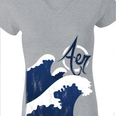 Fresh Aer Movement Big Waves (Athletic Grey)