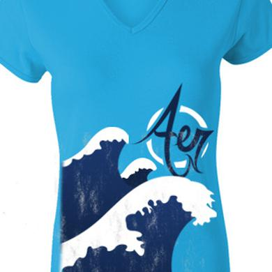 Fresh Aer Movement Big Waves (Turquoise)