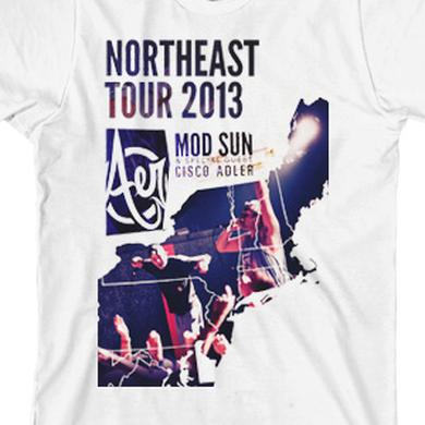 Fresh Aer Movement Northeast Tour Tee