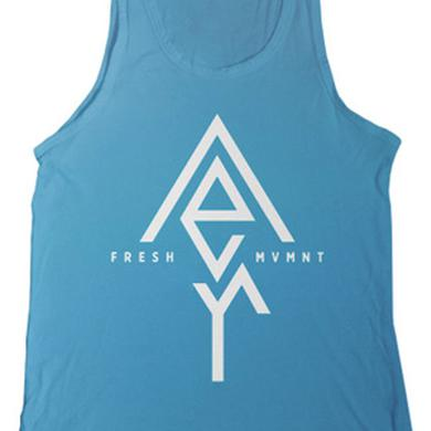 Fresh Aer Movement Abstract Tank