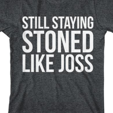 Fresh Aer Movement Stoned Like Joss T-Shirt