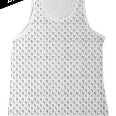 Fresh Aer Movement Allover Logo Tank (White)