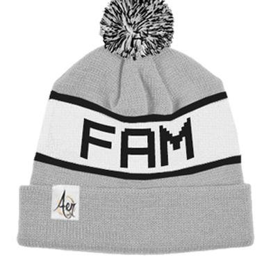 Fresh Aer Movement FAM Winter Beanie