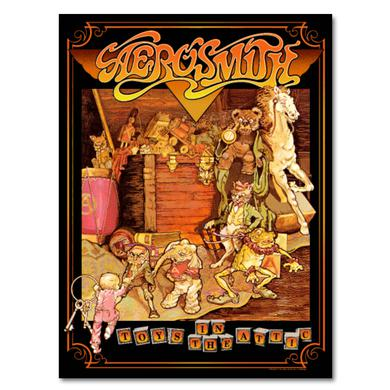 Aerosmith Toys In The Attic (18x24in)