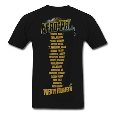 Aerosmith Men's Global Warming Tour