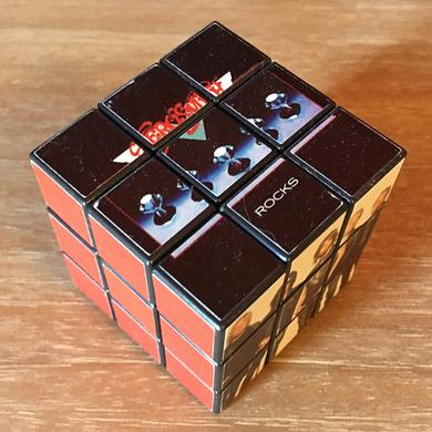 Aerosmith Rubik's Cube
