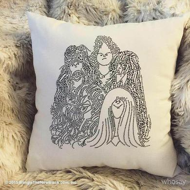 Aerosmith Decorative Throw Pillow