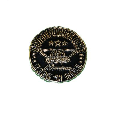 Aerosmith Aeroforce One American Rock 'N Roll Pin