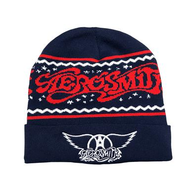 Aerosmith Bad Boys of Boston Beanie