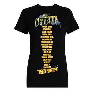 Aerosmith Women's Global Warming Tour
