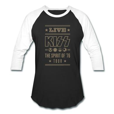 Kiss The Spirit of '76 Tour (baseball)