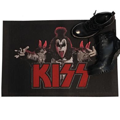 Kiss Gene Simmons Door Mat