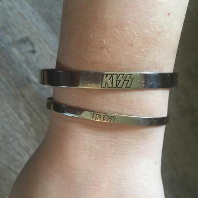 Kiss Sterling Silver Bracelet
