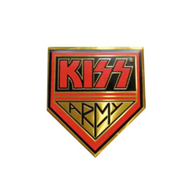 Kiss Heavy Metal Sticker