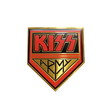Kiss Heavy Metal Sticker