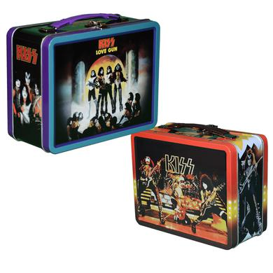 Kiss Lunch Boxes