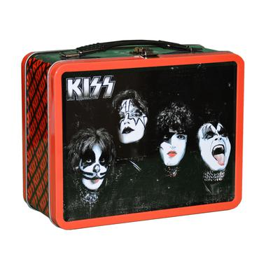 Kiss Lunch Box Gift Set