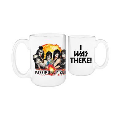 Kiss 'I Was There' Tour Mug