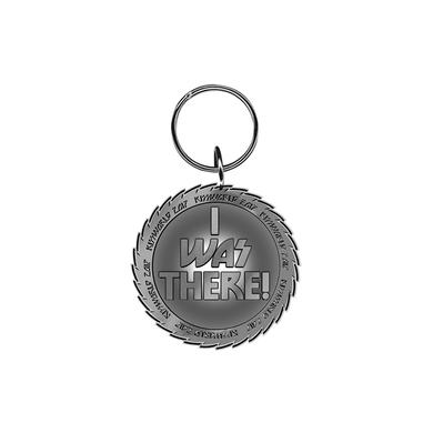 Kiss 'I Was There' Tour Keychain