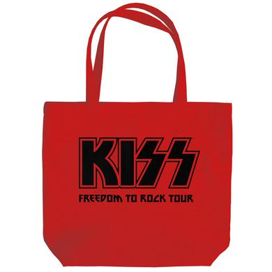 Kiss Freedom of Rock Tote