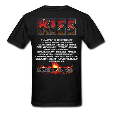 KISSWorld In Hands '17 (German Logo) Tour Germany