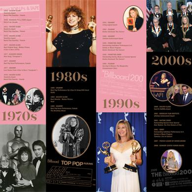 Barbra Streisand 2016 Tour Program