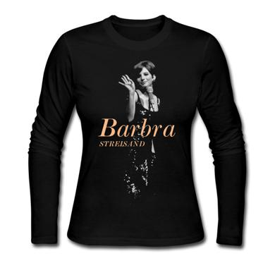Barbra Streisand Long Sleeve