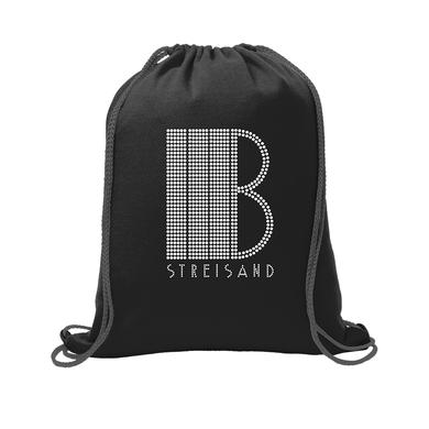 Barbra Streisand Billboard Bling Fleece Backpack