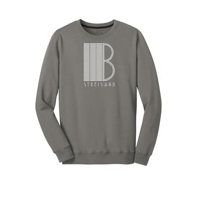Barbra Streisand Billboard Bling Unisex Fleece Concert Crew