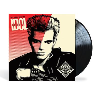 Billy Idol Idolize Yourself (2 LP set) (Vinyl)