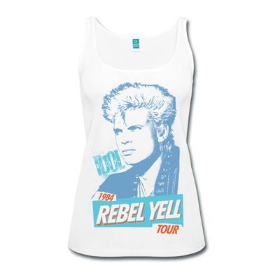 Billy Idol Rebel Yell - Tour 84