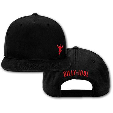 Billy Idol BFI Small Logo Cap