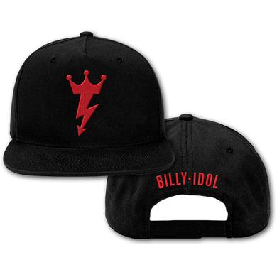 Billy Idol BFI Large Logo Cap