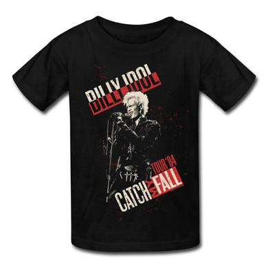 Billy Idol Catch My Fall (5-12Yrs)