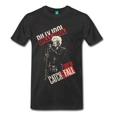 Billy Idol Catch My Fall