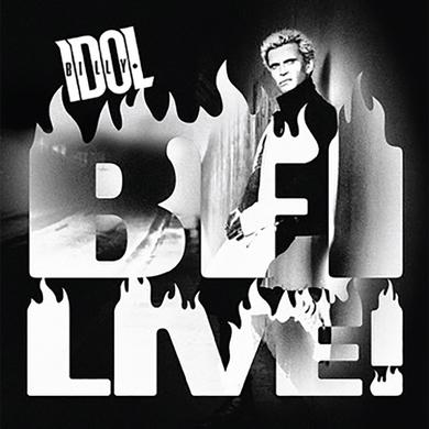 Billy Idol BFI Live!