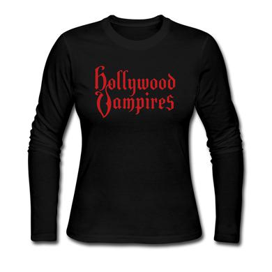 Hollywood Vampires Vampires Long Sleeve (womens)