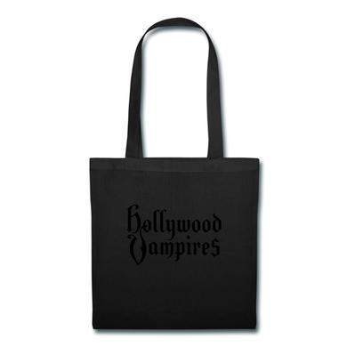 Hollywood Vampires Black on Black (tote)