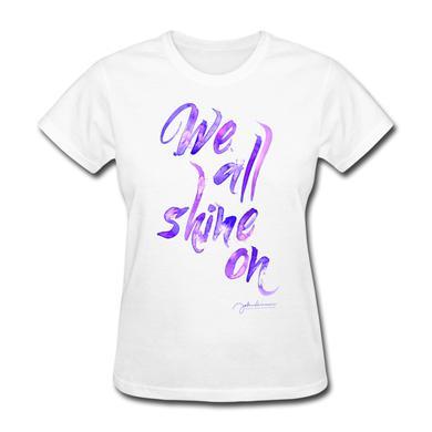 John Lennon We All Shine On (women)