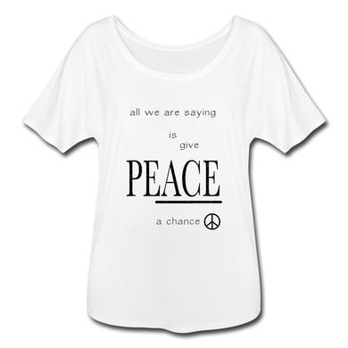 John Lennon Give Peace (women)