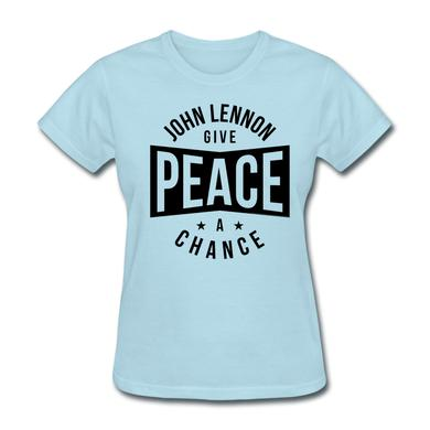 John Lennon Give Peace A Chance (women)