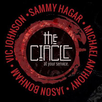 Sammy Hagar Circle CD