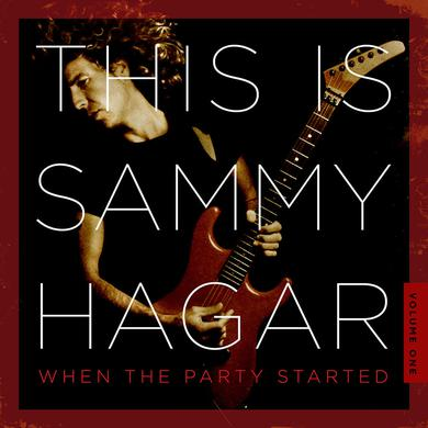 This Is Sammy Hagar Vol 1 CD