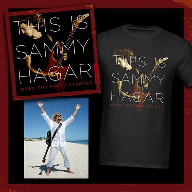 Sammy Hagar This Is Sammy Bundle