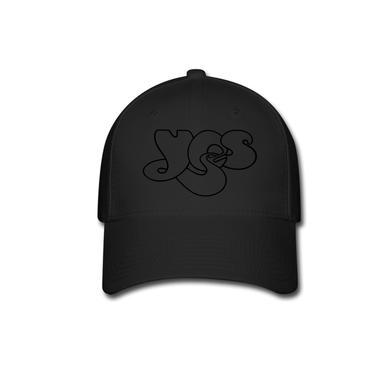 Yes Black on Black (baseball cap)