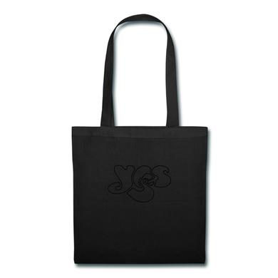 Yes Black on Black (tote)