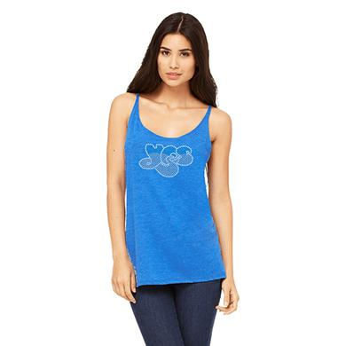 Yes Bling Logo Slouchy Tank
