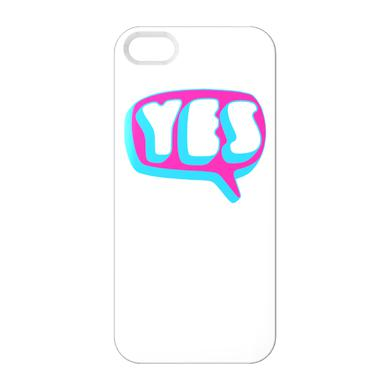 Yes Text Bubble (iPhone5/5S)