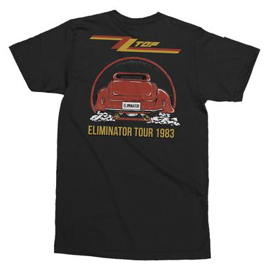 ZZ Top Eliminator Anniversary Edition