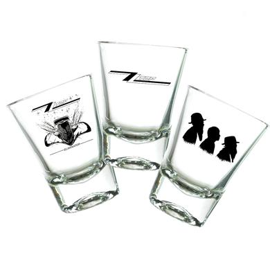 ZZ Top Collectors Shot Glass Set